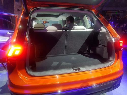 volkswagen vw tiguan allspace pre-venta consulte versión 0km