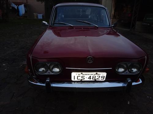 volkswagen vw tl 1600 1970