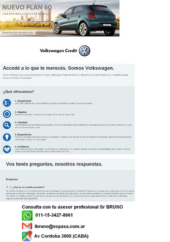 volkswagen vw up! 1.0 5puertas move entrega inmediata lb