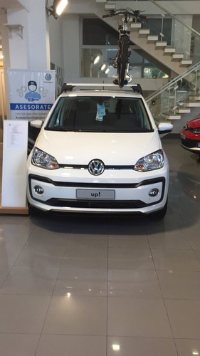 volkswagen vw up 5 puertas 2018 ultimo adjudicado - mg