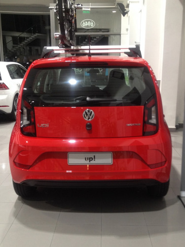 volkswagen vw up 5 puertas rojo o blanco - adjudicado rl