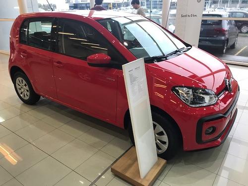 volkswagen vw up high 5 puertas motor 1.0 0km 2018 dm