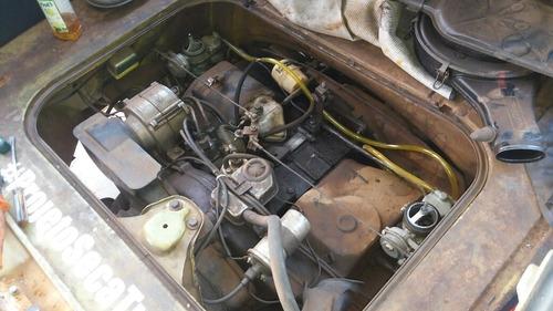 volkswagen vw variant tl tc rat look funcionando original