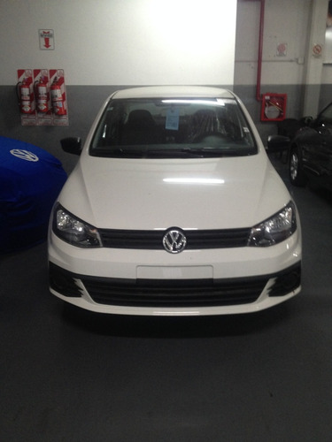 volkswagen vw voyage 1.6 trendline- ultimo adjudicado mg