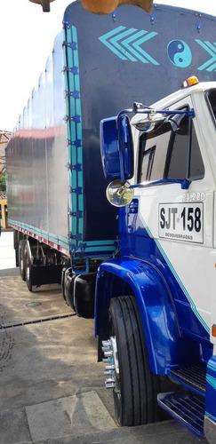 volkswagen  worker 24 220 patin    doble troque