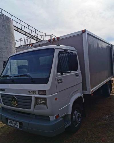 volkswagen worker camión 9-150