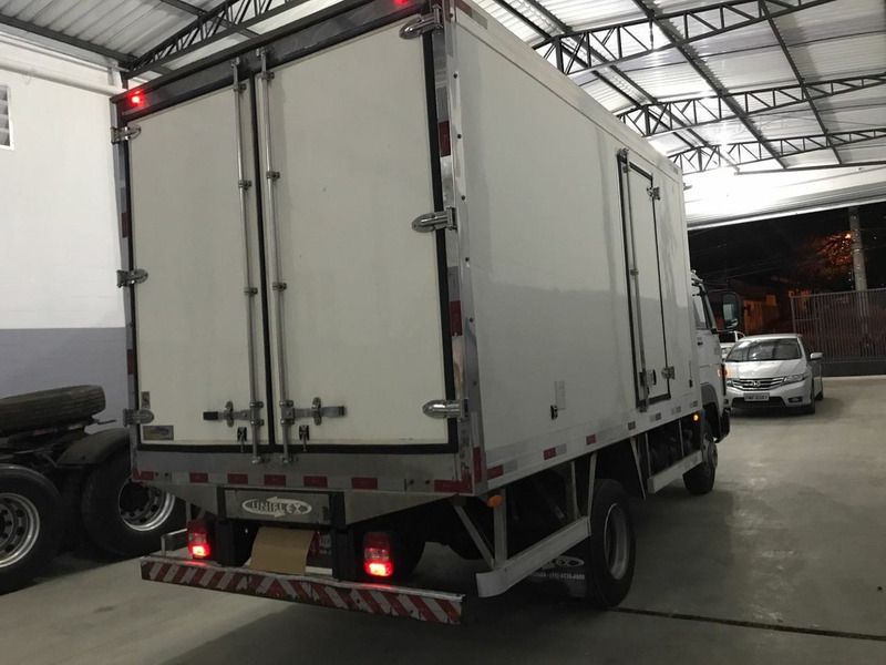 volkswagen wv 8160 bau refrigerado 2014 2014