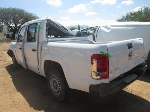 volkswaguen amarock tdi 2014 venta de refacciones