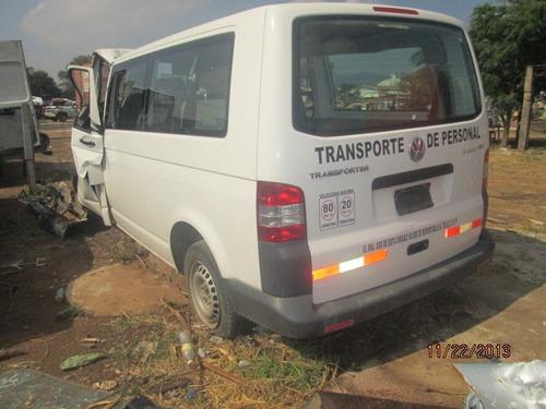 volkswaguen transporter 2011 diesel venta de partes