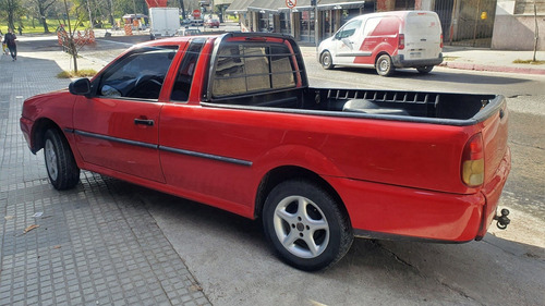 volkwagen saveiro diesel 1.6 impecable