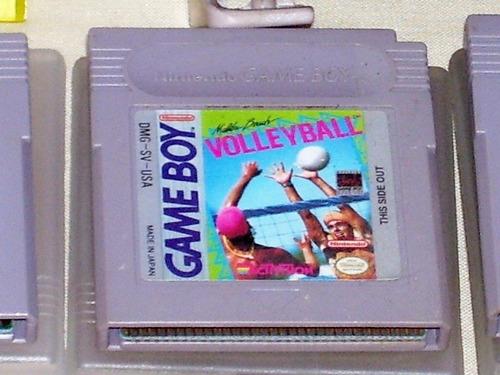volleyball  game boy 1989