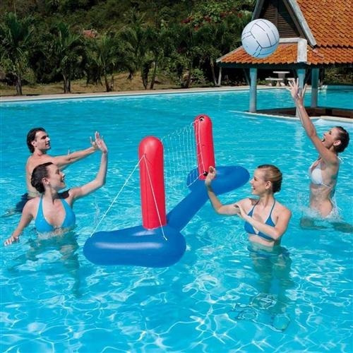 volleyball inflable collagekidsar
