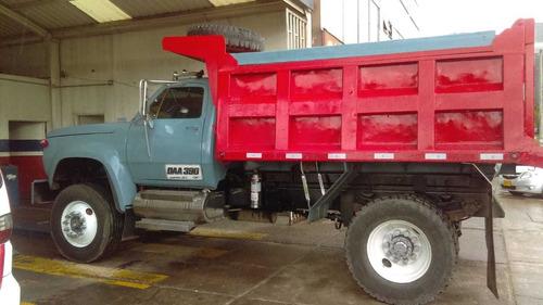 volqueta dodge 1980