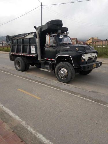 volqueta ford 600