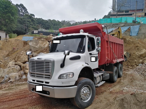 volqueta freightliner modelo 2014 m2- 112