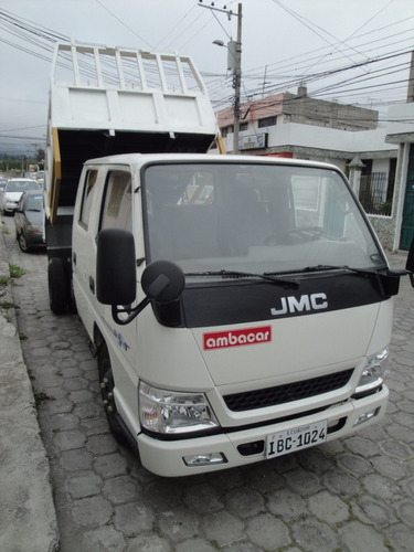volqueta jmc 2800, como nueva!!! excelente precio!