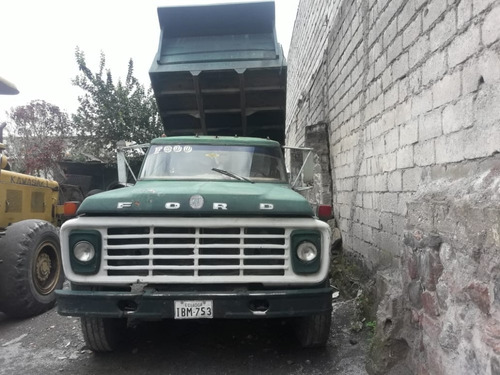 volquete ford600