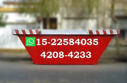 volquetes en valentin alsina, lanús 4208-4233 // 1122584035