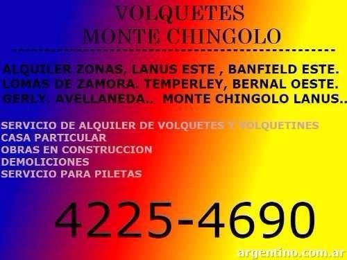 volquetes lanus _ chingolo_banfield_avellaneda_temperley_