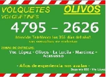 volquetin,vicente lopez,florida,olivos,zona norte,san isidro