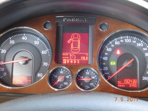 volskwagen passat variant 2008 tfsi nafta turbo