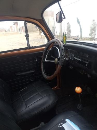 volswagen escarabajo 1300