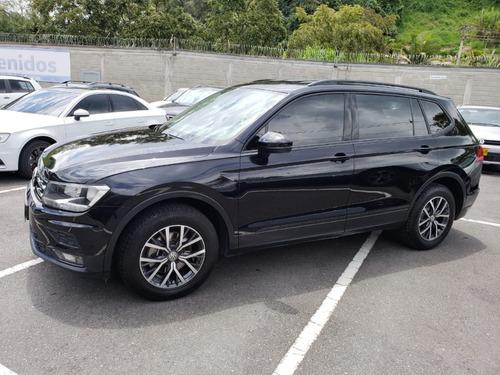 volswagen tiguan tsi 1.4 2019 negro 5 puertas como nuevo