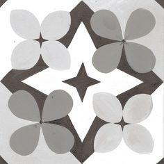 volta monocrom porcellanato símil calcáreo 18,5x18,5slorenzo
