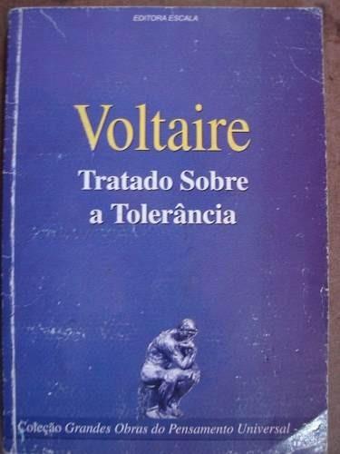 voltaire tratado sobre a tolerância
