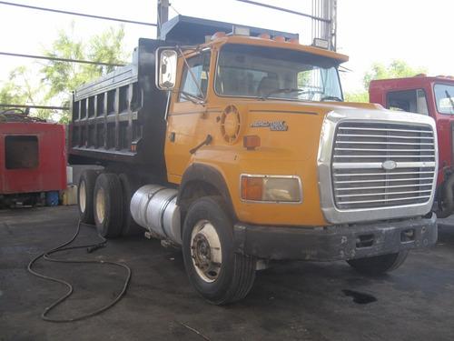 volteo 14mts ford aeromax l9000
