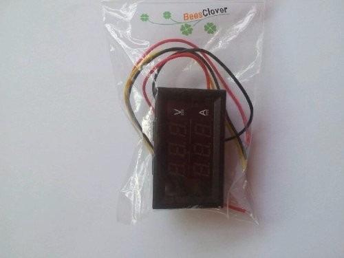 voltimetro amperimetro digital 100v 100a   (yaesu - icom)