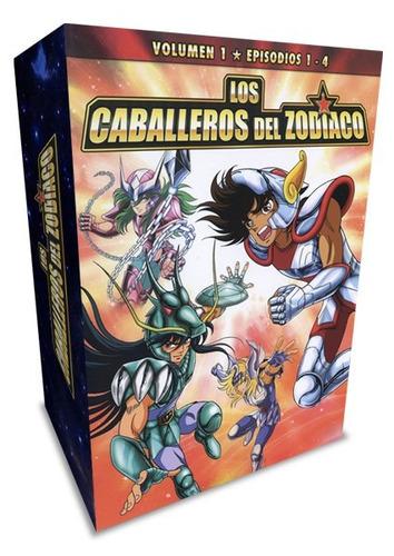 volumen 1 al 10 - los caballeros del zodiaco
