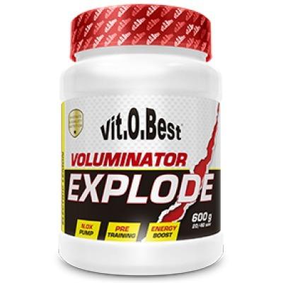 voluminator explode - 600g vitobest - limão