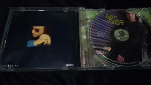 volver a empezar alejadro lerner cd balada pop
