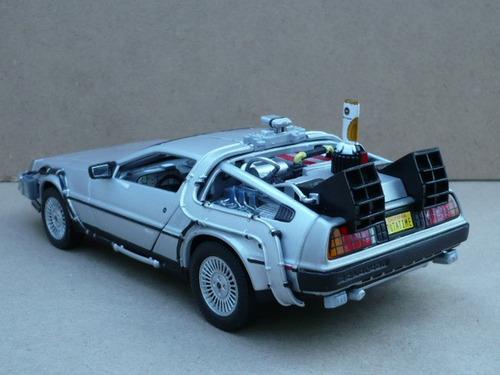 volver al futuro parte 2 delorean dmc 1985 esc: 1/24 hover