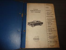 Volvo 120 Libro Manual De Partes Original