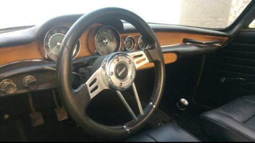 volvo 1966 modelo p1800 ( el santo) telf.998301246