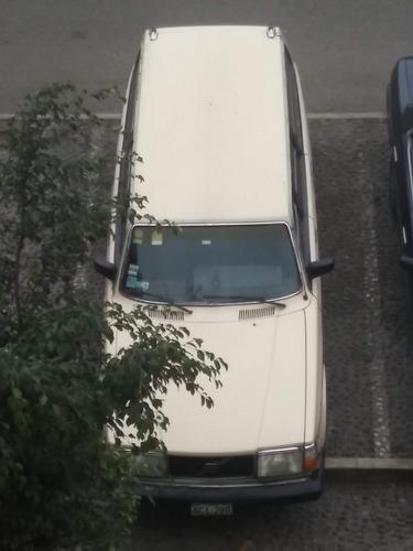 volvo 240 del 87 station wagon