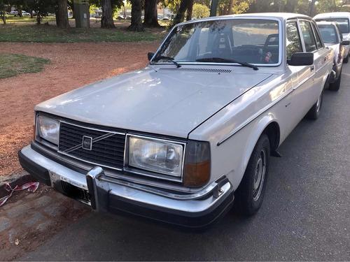 volvo  244 gl 1980 overdrive - original 100%