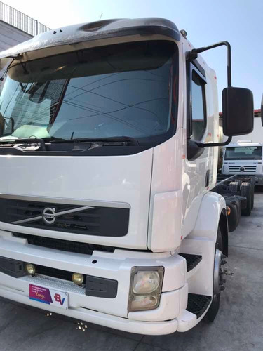 volvo 270 2012 chassis