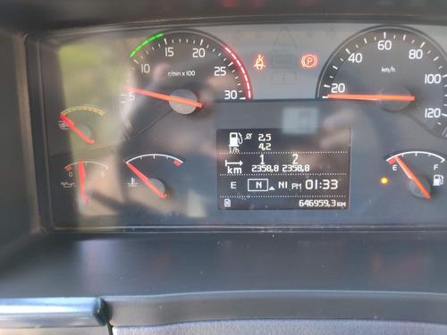 volvo 460 ishift 6x4 2012/12