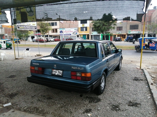 volvo 740gl 2.3 auto dual glp