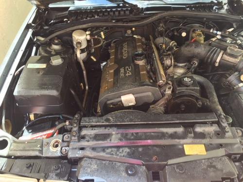 volvo 960 3.0 1993 sucata motor cambio lataria retirada peça