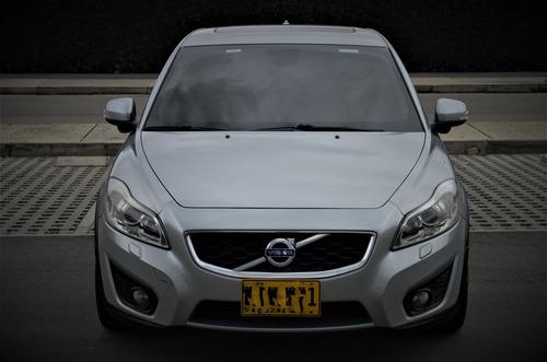 volvo c3 t5 motor 2.5 turbo 2011 gris 3 puertas