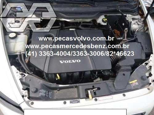 volvo c30 2.0 2009 motor/cambio/suspensao para retiras peças