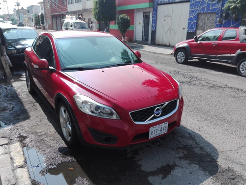 volvo c30 2.5 addition l5 turbo 6vel qc mt 2011