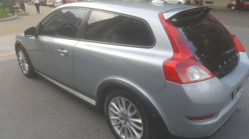 volvo c30 2.5 t5 220hp at p3 facelift 2011