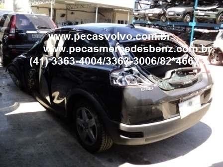volvo c30 peças / sucata / farol / motor / airbag