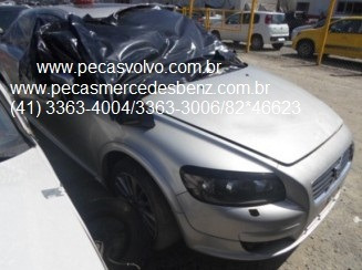volvo c30 sucata/motor/peças