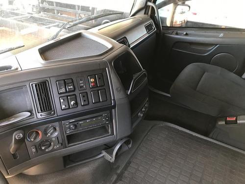 volvo fh 12 460 i-shift globetrotter 6x2 impecável!!